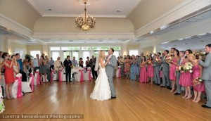 Wedding at the Country Club of Pittsfield